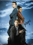 "Freema Agyeman ""Martha Jones"" from Doctor Who hand signed 10 x 8 Photograph 3758"